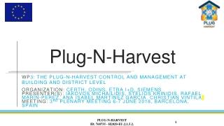 Plug-N-Harvest