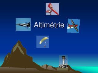 Altimétrie