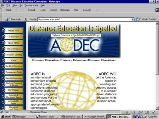 """ Quality "" in ADEC Strategic Plan"