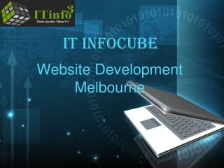 Website Development Melbourne