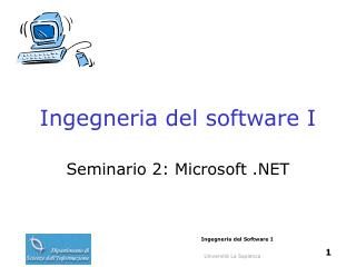 Ingegneria del software I