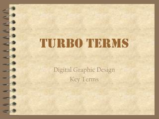 Turbo Terms