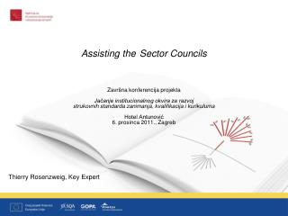 Assisting the Sector Councils
