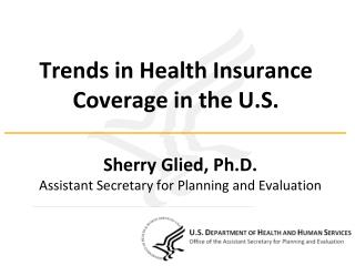 Trends in Health Insurance Coverage in the U.S.