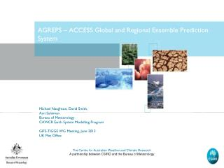 AGREPS – ACCESS Global and Regional Ensemble Prediction System