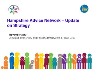 Hampshire Advice Network – Update on Strategy