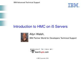 IBM Advanced Technical Support