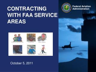 CONTRACTING WITH FAA SERVICE AREAS