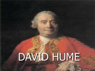 Hume La Credenza Nel Mondo Esterno : David hume e la sua ghigliottina lo sbuffo