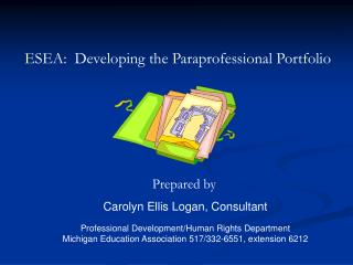 ESEA:  Developing the Paraprofessional Portfolio