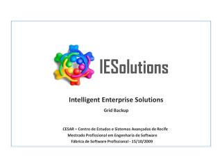 IESolutions
