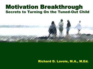 Motivation Breakthrough