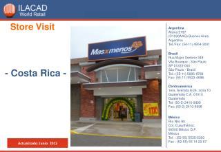 - Costa Rica -