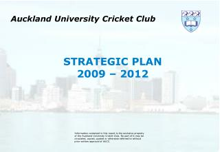 Auckland University Cricket Club