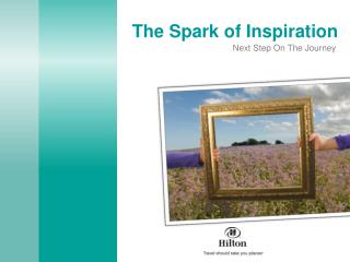 The Spark of Inspiration