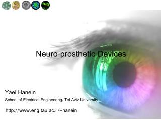 Neuro-prosthetic Devices