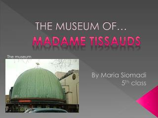 THE MUSEUM OF…