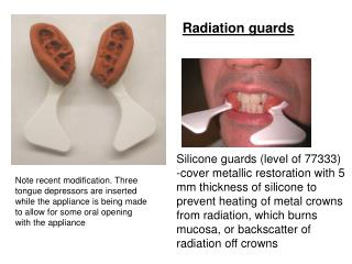 Silicone guards (level of 77333)