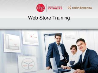 Web Store Training