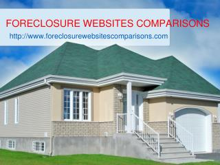 Top 5 Best Foreclosure Websites Reviewed