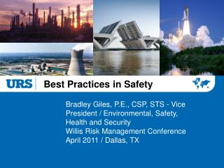 Best Practices in Safety