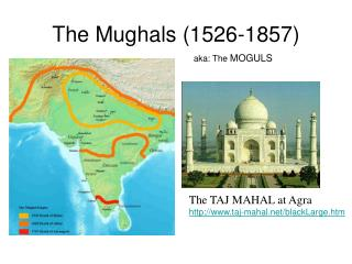 The Mughals (1526-1857)