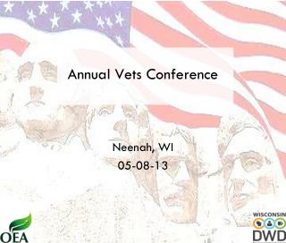 Annual Vets Conference