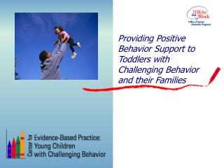 Providing Positive Behavior Support to Toddlers with Challenging Behavior and their Families