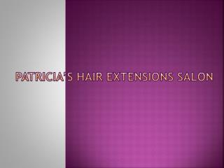 Patricia's Salon Great Reviews