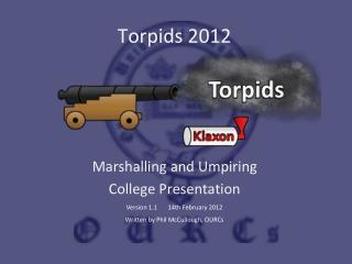 Torpids 2012