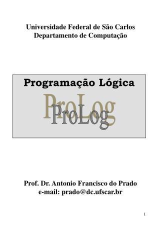 Universidade Federal de São Carlos Departamento de Computação