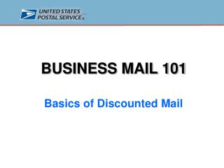BUSINESS MAIL 101