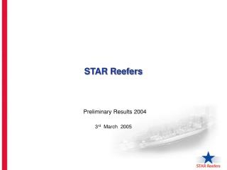 STAR Reefers