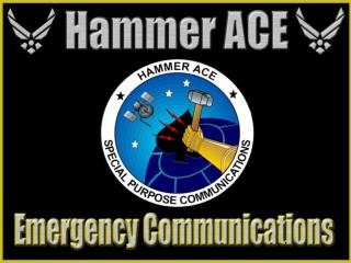 Hammer ACE Adaptive Communications Element