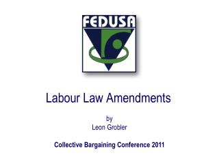 Labour Law Amendments