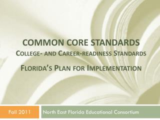 Common Core Standards College- and Career-readiness Standards