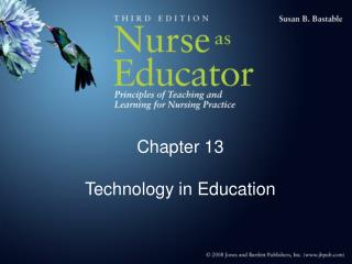 Chapter 13 Technology in Education