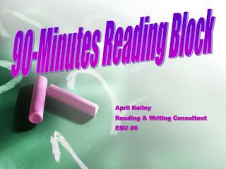 90-Minutes Reading Block