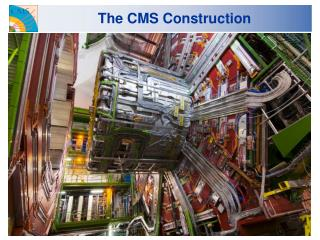 The CMS Construction