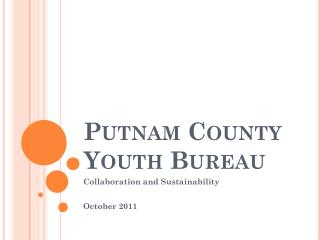 Putnam County Youth Bureau
