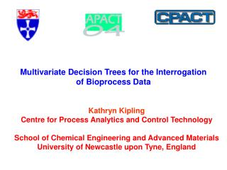 Multivariate Decision Trees for the Interrogation of Bioprocess Data