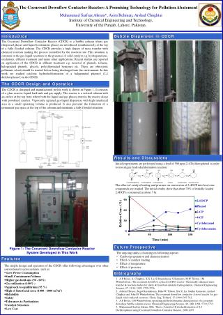 The Cocurrent Downflow Contactor Reactor: A Promising Technology for Pollution Abatement