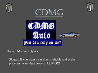 C D M G