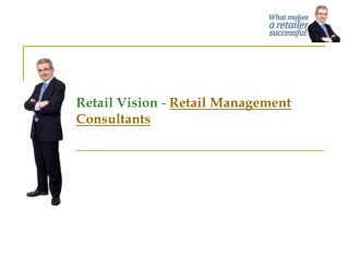 Retail Management Consultants