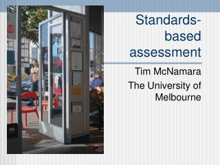 Standards-based assessment