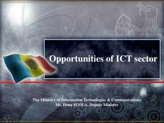 Opportunities of ICT sector