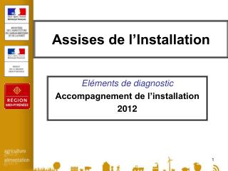 Assises de l'Installation