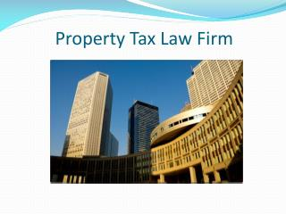 Use Online Property Tax Calculator for Estimating Value of P