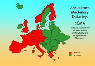 Agriculture Machinery Industry: CEMA