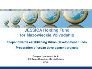 JESSICA Holding Fund  for Mazowieckie Voivodship